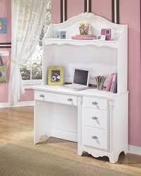 girls desk furniture. Traditional Secretary Desk With Hutch For Your Furniture Ideas: Cool White Girls D