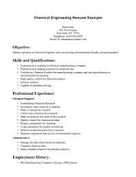 Cover Letter For Chemical Engineer Pdf Adriangatton Com