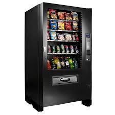 Soda And Snack Vending Machines Inspiration Seaga Infinity INF48C Combo Snack Soda Vending Machine
