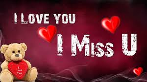 i miss you i miss you message whatsapp message messages about love