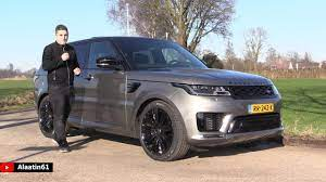 The New Range Rover Sport 2018 New Full Drive Review Best Looking Ra Range Rover Sport New Range Rover Sport Range Rover