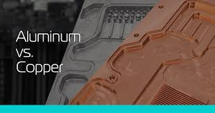 <b>Aluminum</b> vs. <b>Copper</b> liquid cooling parts - ekwb.com