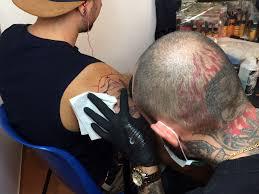 Record Di Ingressi Allinternational Tattoo Expo 30 Dal 2016 Foto