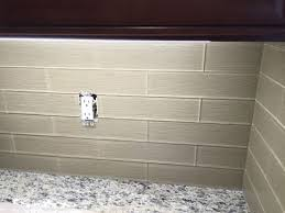 How To Grout Tile Backsplash Collection Simple Decorating Ideas