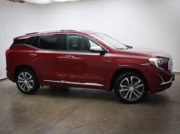 2018 gmc red. contemporary red 2018 gmc terrain denali suv medford or throughout gmc red