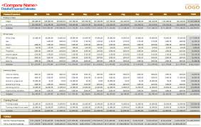 expense spreadsheet for business professional business budget template budget templates