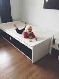fancy furniture for bedroom decoration using ikea malm twin bed frame elegant kid bedroom decoration
