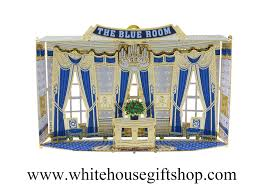 the office ornaments. Interesting The White House Blue Room In The Office Ornaments E