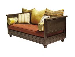 dark wood day bed wood daybeds76 daybeds
