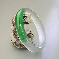 Solid Imperial Jade Bangle 2