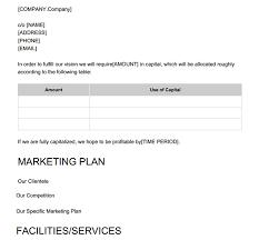 34 Best Marketing Proposal Templates Samples Free Premium
