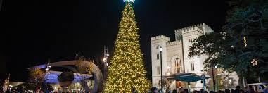 beautiful christmas tree in baton rouge lighting baton rouge u63