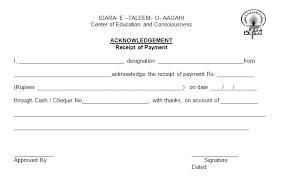 Official Receipt Format Soulective Co