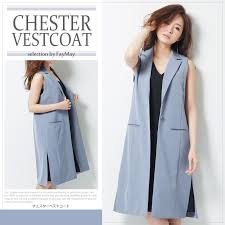 best cat sleeveless chester coat trends spring summer long best vest silent trench cool coat womens mode knee length clean up casual alumni 30s 40s