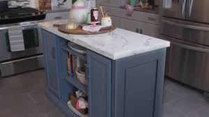 Design Your Own Kitchen Lowes Kitchen Island Build Youtube