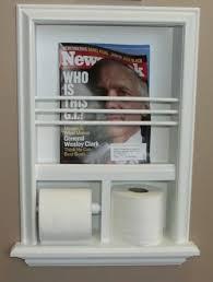Chrome Toilet Paper Holder Magazine Rack Recessed Toilet Paper Holder With Magazine Rack Functional 52