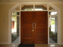 entry timber french with pvc sides top