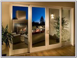 door sliding glass pella doors