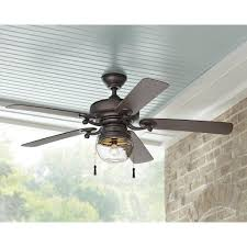 rustic ceiling fans. Image Of: Simple Rustic Ceiling Fans With Lights