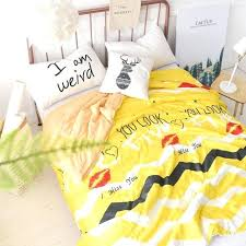 quilt for kids queen summer blanket bedding bed cover fl yellow blue and fabric