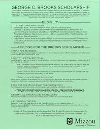 college based scholarships rphs senior scholarship information picture