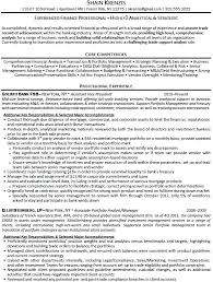 Sample Resume Portfolio Resume Bank