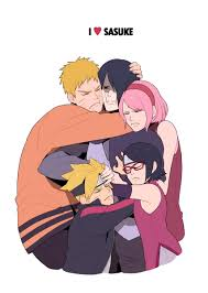 The Real Reason Why Sasuke Rarely Comes Home : Naruto