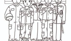 Free Printable Coloring Pages For Veterans Day Beautifully Idea