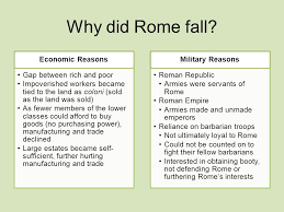 rise and fall of rome essay research paper help rise and fall of rome essay