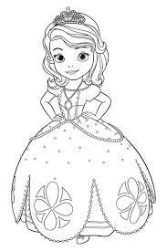 Drawn simply and marked by the trademark red bow, hello kitty is the epitome of a your child can explore more dress color options for this hello kitty coloring page as she spins around and throws some salsa magic. Cute Hello Kitty Coloring Pages Novocom Top