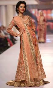 Top Wedding Dress Designers Pakistan Pakistani Bridal Long Tail Maxi Dress Designs 2019 Gown