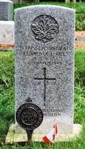 Clarence Everett Rice - The Canadian Virtual War Memorial - Veterans  Affairs Canada