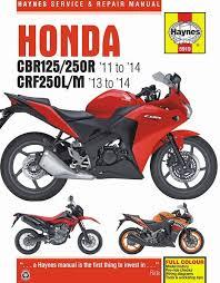 honda cbr125r, cbr250r & crf250l m repair manual 2011 2014 Honda Motorcycle Wiring 2012 Honda Cbr250ra Wiring Diagram #13