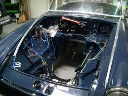 gassman automotive & upholstery 1970 split bumper mgb mgb wiring harness new at Mgb Wiring Harness