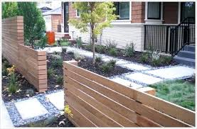 front yard fence. Front Yard Fence Idea Link Not Working This Would Be Cool Between Us And The Girls Backyard Ideas How
