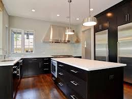 Appliances Granite Kitchen Paint Countertops Brick White Black Color