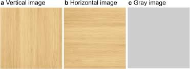 Wood Softness Chart Physiological Effects Of Visual Stimulation With Full Scale