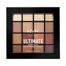 NYX PROFESSIONAL MAKEUP Ultimate Shadow ... - Amazon.com