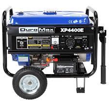 electric generators. Amazon.com : DuroMax XP4400E 4, 400 Watt 7.0 HP OHV 4-Cycle Gas Powered Portable Generator With Wheel Kit And Electric Start Garden \u0026 Outdoor Generators