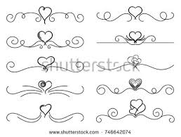 Heart Scrolls Heart With Scrolls Rome Fontanacountryinn Com