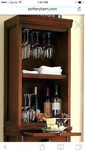 wine glass rack pottery barn. Pottery Barn Wine Racks Cool Rack Shelf Mahogany Glass A