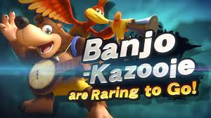 Banjo Kazooies Creator Talks Smash Bros Ultimate Dlc