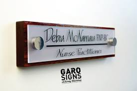 desk name plate desk name sign office door sign professional personalized wood sign gift 10 x 2 5