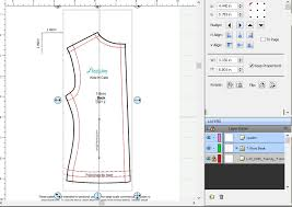 Grainline Patterns Enchanting Trace Method Step 48 Check Or Straighten Pattern Pieces