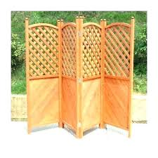 outdoor wooden screen outdoor screen panels wooden screen panels wood privacy screen outdoor screen four panel