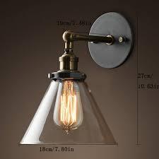 antique bathroom lights loft glass wall lamp vintage lightdroom sconce home lighting fixtures gold sconces