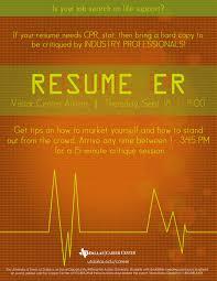 Resume Writing Utd Career Center Bits