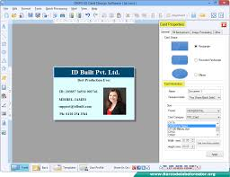 Card Id Maker Cards Design Software
