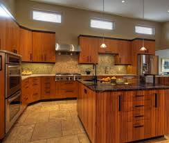 Small Picture Kitchen Design With Oak Cabinets Home Interior Design