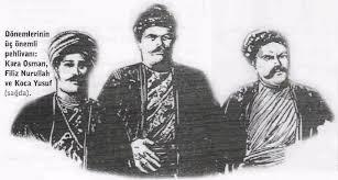 Koca Yusuf'un eşi Refiye'den Mehmet ve Hüseyin adında iki çocuğu olmuştur. ile ilgili görsel sonucu